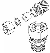 Junction Box Cord Seal EGS