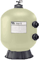 Pac Fab Triton Fiberglass Commercial Sand Filter